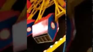 Askari Amusement park ride collapsed - Onspot Accident Video