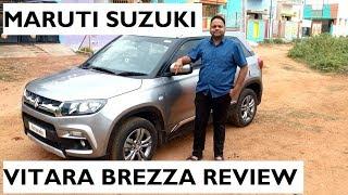 Maruti Suzuki Vitara Brezza ZDI In-Depth Review  |  Everything You Need To Know