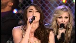 "(4.25 MB) Sara Bareilles on ""The Sing off"" performing Gonna get over you Mp3"
