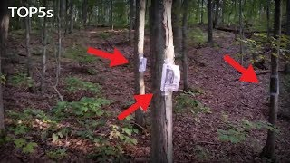 5 Strangest & Scariest Things Discovered in the Forest