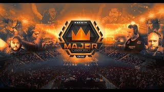 🔴LIVE: [Vietnamese] FACEIT Major 2018 | Semi-final