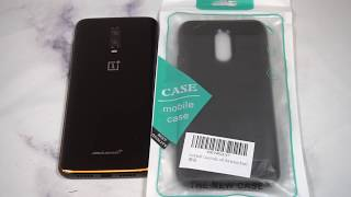 Dretal TPU Case For OnePlus 6T Review