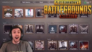 CUSTOM GAMES WITH SUBSCRIBERS!! PUBG Mobile vs Bobby