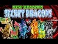 SECRETS DRAGON REVIEW(metal,agua,electrico,fuego)ABRIL 2014