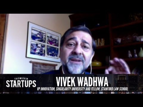 - Startups - News Panel with Vivek Wadhwa- TWiST #302