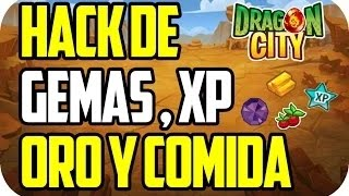 Hack de Dragon City 2016 | Recursos Infinitos |