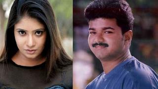 Vijay's Favorite Heroine Sanghavi – Says About Vijay!