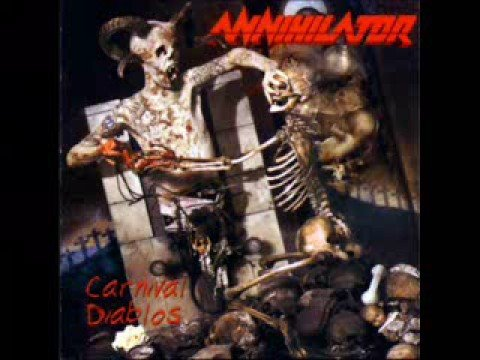 Annihilator - Shallow Grave