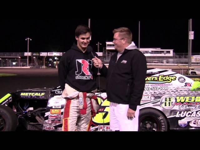 Ben Kates Sport Mod Feature winner 06/07/14