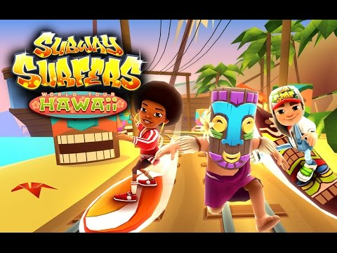 🇺🇸 Subway Surfers World Tour 2016 - Hawaii (Official Trailer)
