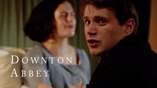 Downton Tragedy: Sybil's Death | Downton Abbey