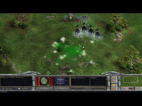 Let's play Age of Wonders 2 Shadow Magic #5: Defeating O'neron