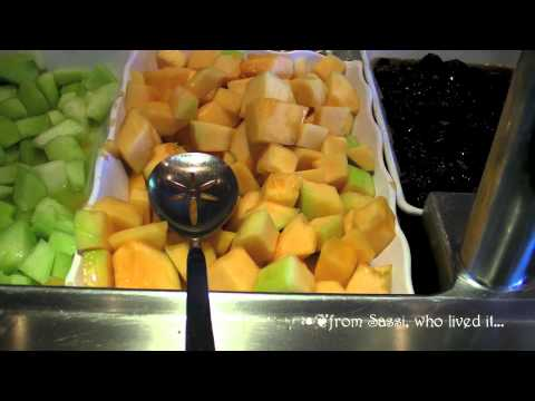 Sassi 24, Buffet Breakfast on the Carnival Miracle Cruise Ship