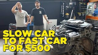 Making A Slow Car Fast for $500 (Season Finale)
