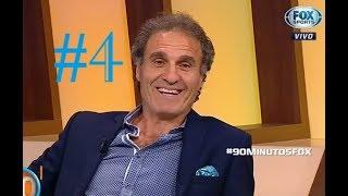 """Lo Mejor de Oscar Ruggeri en """"90 Minutos de Futbol"""" #4"""