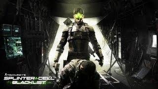 Download Splinter Cell: Blacklist Game Movie (All Cutscenes) HD 3Gp Mp4