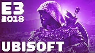 FULL Ubisoft Press Conference - E3 2018