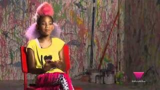 download lagu Willow Smith -  Behind The Scenes Of Whip gratis