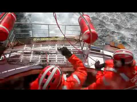 US Coast Guard Auxiliary - Helo Ops Team LA Video