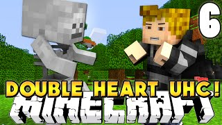 """MINECRAFT UHC ` DOUBLE HEALTH EDITION! Ep.6 """"CIRCLES!"""""""