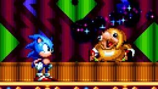 UGANDAN KNUCKLES TRIBE VS SONIC | Sonic Mania Mods