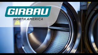 Girbau Washer Overview