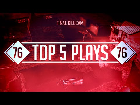 FaZe Rain - Top 5 Plays - Week 76 Powered by @ScufGaming