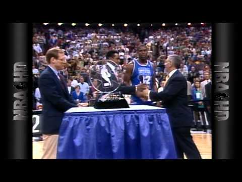 David Stern's Trophy Presentations