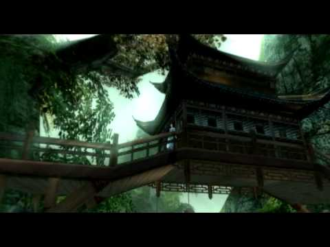 Age of Wulin Announcement Trailer
