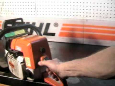 The chainsaw guy shop talk Stihl 029 Super Chainsaw 10 12