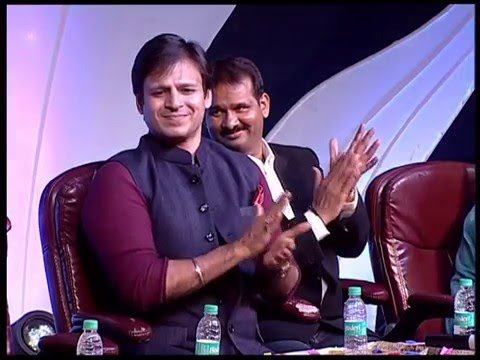 Akshara International School Chief Guest Of The Day Mr.Vivek Oberoi Speech In 3rd Annual Day.
