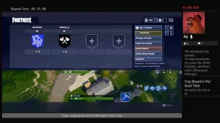 Fortnight playground mode stream