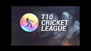 T10 Cricket League Promo