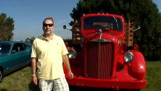Mack Truck Model A 30 We go for a ride