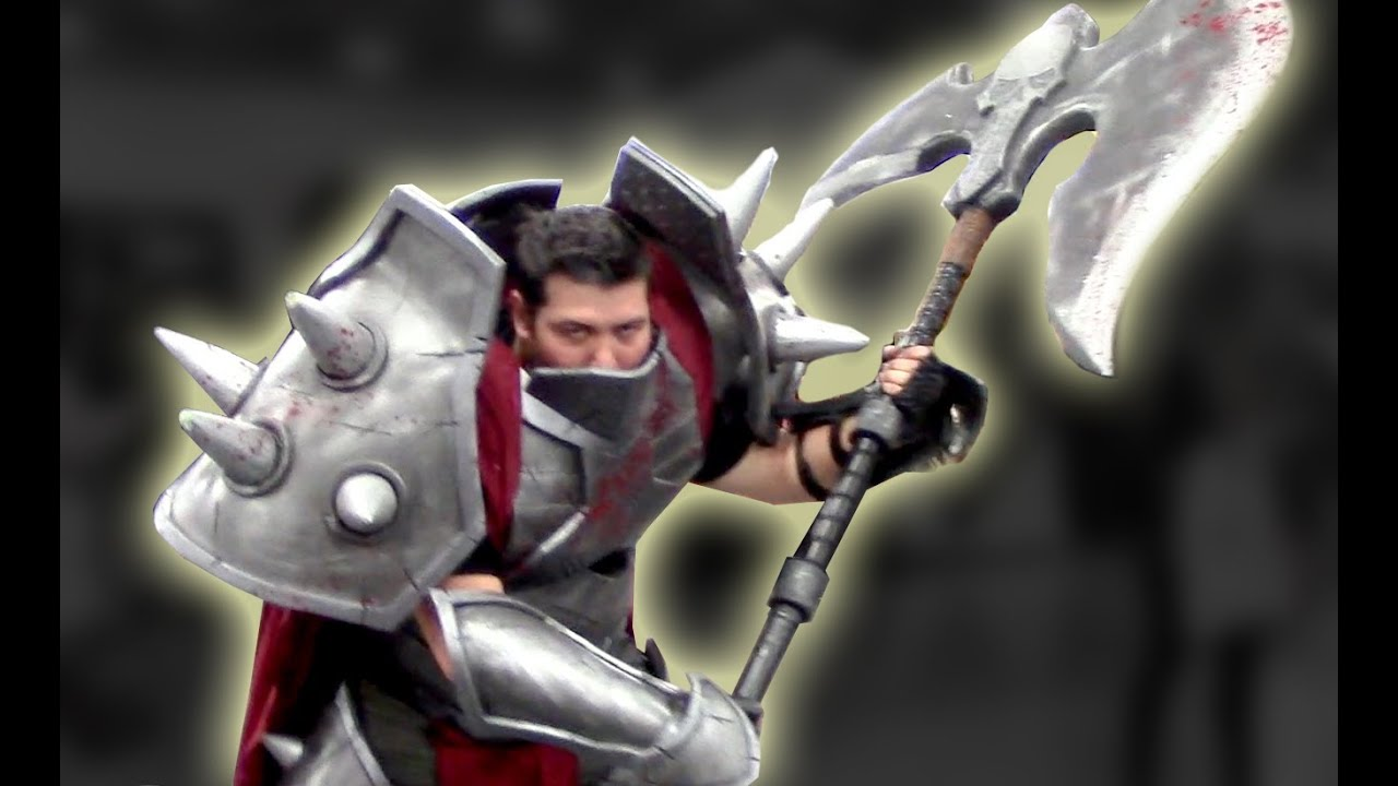 maxresdefault jpgLeague Of Legends Cosplay Darius