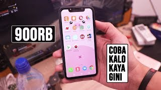 NYOBAIN HP 900RB PAKE NOTCH!! EVERCOSS U6B