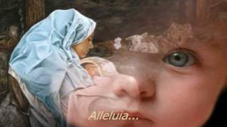 Watch Kathy Mattea Christ Childs Lullabye video
