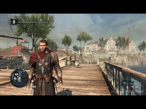 Assassin's Creed Rogue | Todos los Atuendos / Trajes Desbloqueables | Cómo conseguirlos | All Outfit