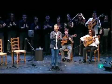 Marina Heredia - Gala Solidaria Flamenco por Lorca. Fin de fiesta