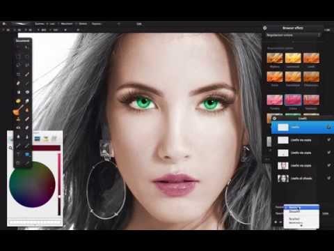 Pixelmator: colorare foto in bianco e nero ed effetto color splash