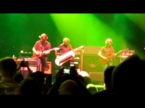 Phish 12/30/09 - Frankenstein - HOT KEYTAR ACTION