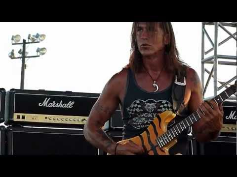 George lynch-Mr.Scary-Live at the rock the falls concert June 23,2012