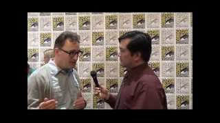 SDCC 2014: Carpet Interview with Voice Actor Tom Kenny for The SpongeBob Movie: Sponge Out of Water