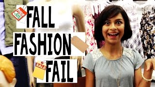 Fall Shopping Fail : VLOG IT // GEM Sisters