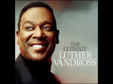 LUTHER VANDROSS - ONE NIGHT WITH YOU (Lyrics)