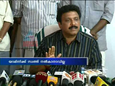 K.B.Ganesh Kumar's reply on Yamini's allegation