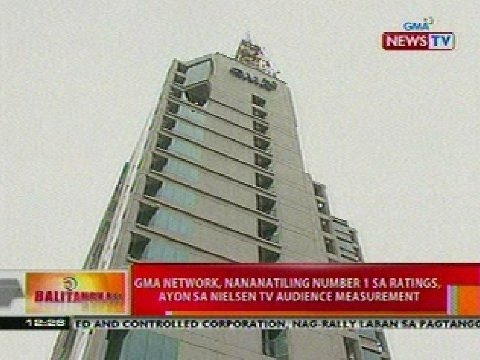 BT: GMA Network, nananatiling number 1 sa ratings, ayon sa Nielsen TV Audience Measurement