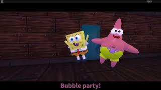 Roblox: Spongebob Movie Adventure DX: Director's Cut