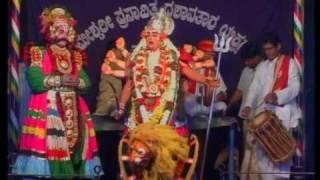 yakshagana devi mahtme(mahishasura vade)at jeppu majila m