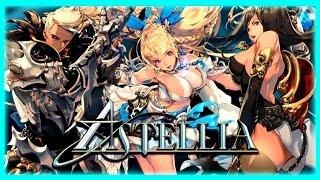 Astellia Online Gameplay TCG MMORPG Fusion 2016